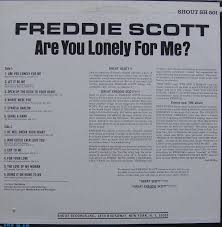 Fred Scott Are You Lonely For Me