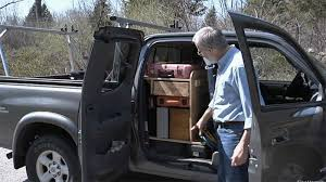 100 Service Truck Tool Drawers Make A Storage Box To Fit Your Extra Cab Pickup
