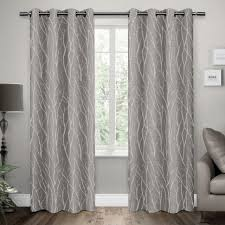 Walmart Grommet Blackout Curtains by Coffee Tables White And Gray Curtains Bed Bath And Beyond