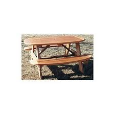 woodworking project paper plan to build patio coffee table and end