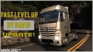 Fast Level Up Mod By David (UPDATE) Mod For ETS 2 Xpmoney X7 For V127 Mod Ets 2 Menambah Saldo Uang Euro Truck Simulator Dengan Cheat Engine Ets Cara Dan Level Xp Cepat Undery Thewikihow Money Ets2 Trucks Cheating Nice Cheat For 122x Mods Truck Simulator 900 8000 Xp Mod Finally Reached 1000 Miles In Gaming Menginstal Modifikasi Di Wikihow Super Mod New File 122 Mods Steam Community Guide Ultimate Achievement Mp W Dasquirrelsnuts Uk To Pl Part 3