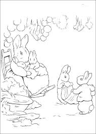 29 Coloring Pages Of Peter Rabbit On Kids N Funcouk