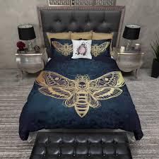 Bedroom Bohemian Coverlet Boho forters