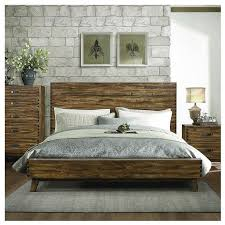 Gally Full Panel Bed
