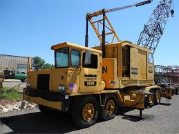 American 4450 - Boom Trucks - Trucks And Trailers - CraneCo Crane ...