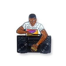 Bed Stuy Patch by Radio Raheem 10 Pc Pins U0026 Patches