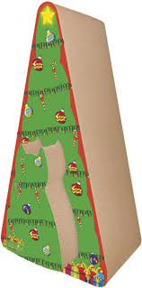 Christmas Tree Amazon by Amazon Com Imperial Cat Giant Christmas Tree Scratch And Shape
