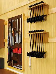 Wood Clamp Rack Plans