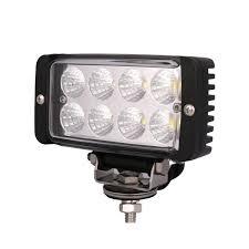 100 Led Work Lights For Trucks Amazoncom Lightronic Cube LED Driving 24W 55 Inch LED