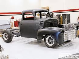 Custom Parts: Old Truck Custom Parts