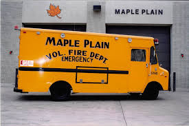 Trucks — Maple Plain Fire Department