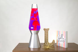 27 Inch Lava Lamp by 6821 27