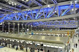 Kansai Airport Sinking 2015 by The Decline And Fall Of The U S Airport