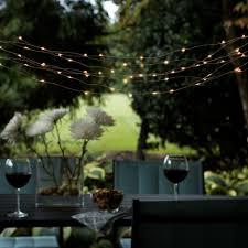 garden string lights solar home outdoor decoration