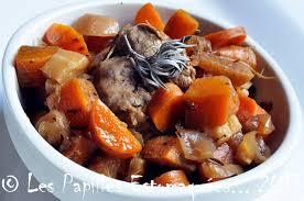 comment cuisiner les panais mignon de porc aux carottes panais navets gingembre miel et