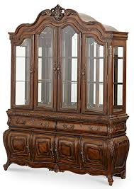 Lavelle Melange Dining Room Furniture By Aico Amini China Cabinet