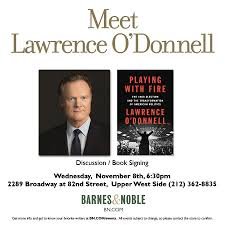 Lawrence O'Donnell On Twitter: