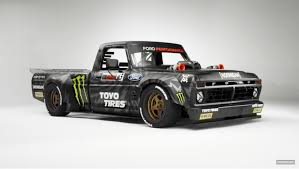 100 Build Ford Truck BangShiftcom Hoonitruck Meet Ken Blocks 914Horsepower AllWheel