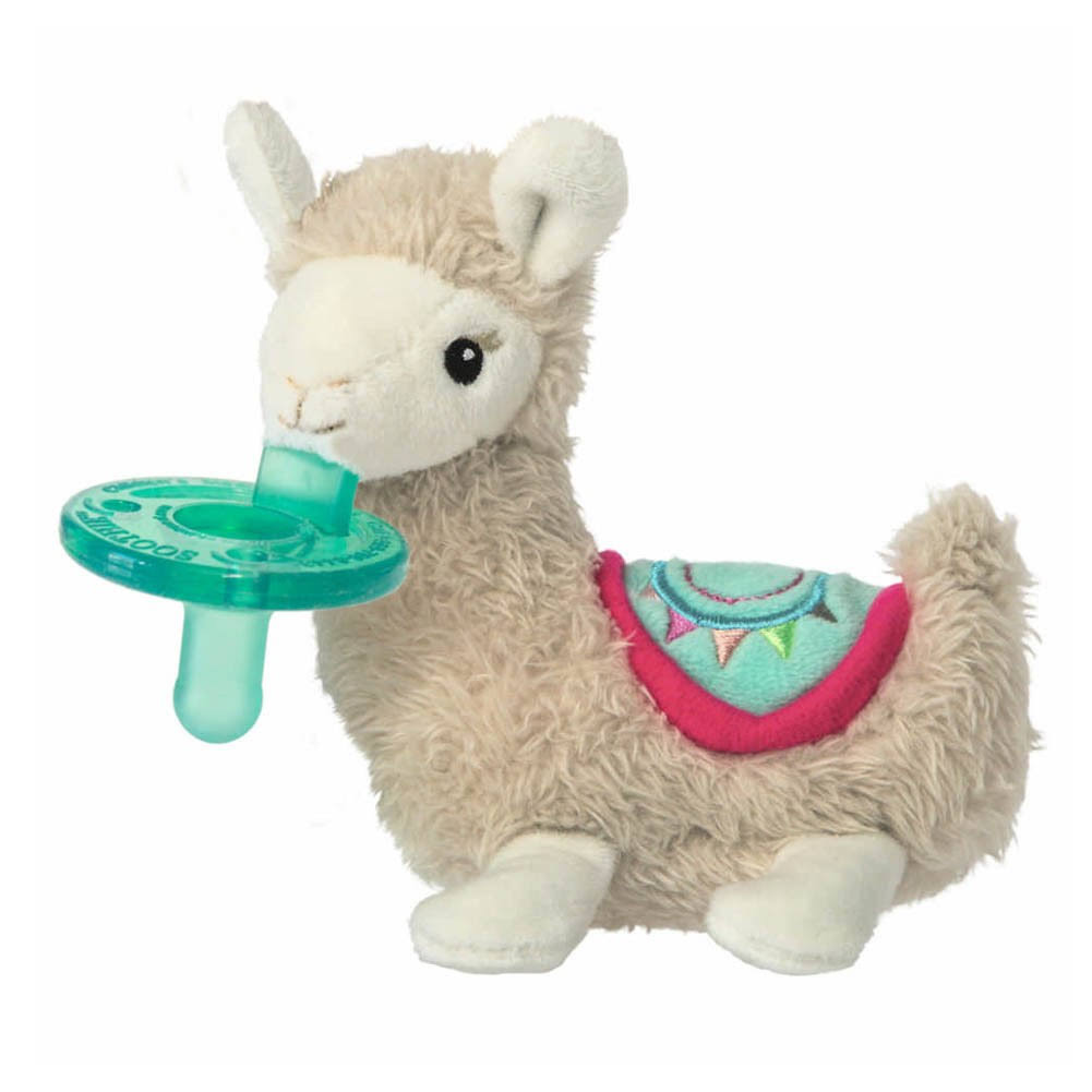 Mary Meyer Lily Llama Wubbanub Soft Stuffed Animal Toys