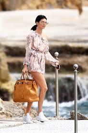 Celebrity Summer Style Kendall Jenner Cat Eye Sunglasses