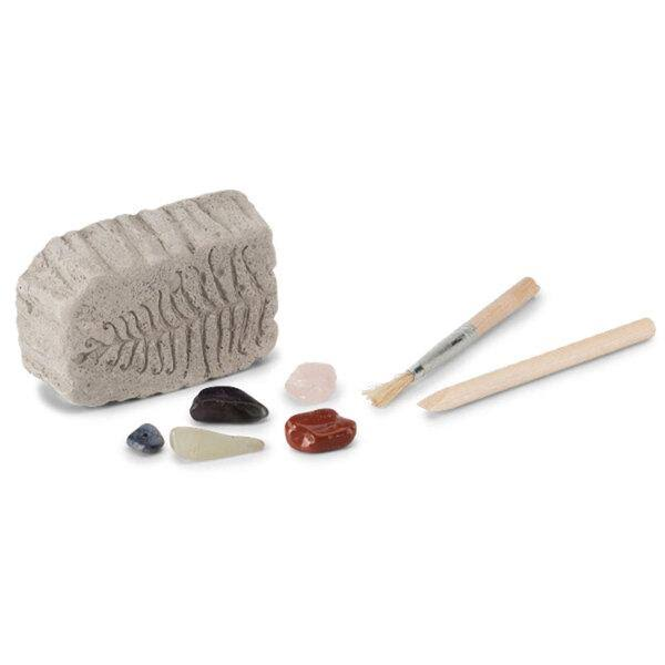 Heebie Jeebies Gemstone Dig Geology Kit