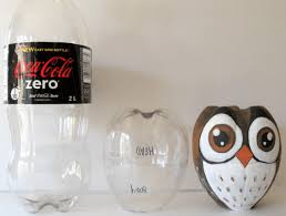 Plastic Bottle Animal Art