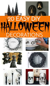 Diy Halloween Decorations Pinterest by 745 Best Halloween Decorations Etc Images On Pinterest Halloween