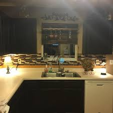 black appliances kitchen ideas changing cabinet doors in the