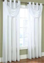 Black And White Striped Curtains Target by White Bedroom With Pink Valance And Curtains White Balloon Valance