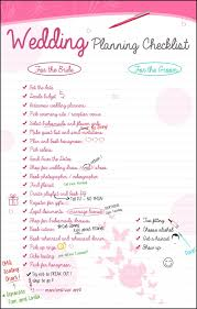 Wedding Planning Guide Checklist