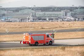 100 Airport Fire Truck Stock Photo Picture And Royalty Free Image