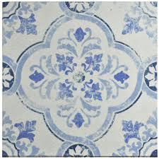 Home Depot Merola Penny Tile by Merola Tile Klinker Alcazar Celosia 12 3 4 In X 12 3 4 In