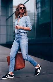 Jeans Outfits Street Style 2017 1sd