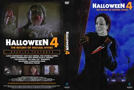 Halloween The Curse Of Michael Myers by Halloween 4 The Return Of Michael Myers Dvd By Levtones On