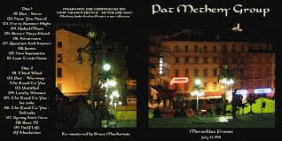 the pat metheny marseilles 1991
