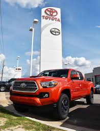 100 Trucks And More Augusta Ga The 2016 Tacoma TRD Sport Edition Is A Truly Unique Truck From Its