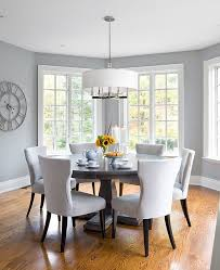 Dining Room Wall Paint Ideas 25 Elegant And Exquisite Gray Pinterest