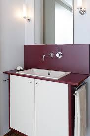 ideen für ihr gäste wc einlasswaschbecken mit