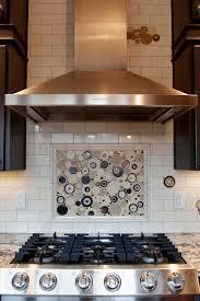 houzz backsplash kitchen traditional with range granite