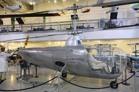 File:Hiller UH-4 Commuter Helicopter, United Helicopters (Hiller ...