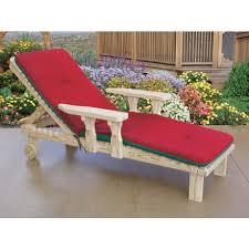 Amish Patio Lounge Chairs