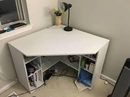 ikea borgsjo corner desk computer white ikea borgsjo corner desk desk design ideas