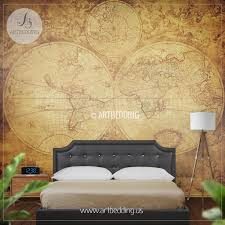 Wall Mural Decals Canada by Wall Design World Map Wall Mural Photo Wall Ideas World Map