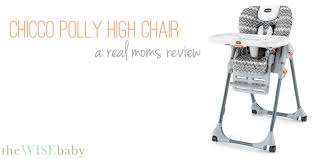 chicco polly high chair review