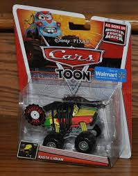 2013 Disney Pixar Cars Toon Deluxe Die Cast Monster Truck Mater ...