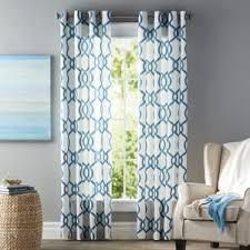 blue curtains drapes joss main