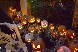 Singing Pumpkins Grim Grinning Pumpkins Projector by Halloween Themed Work David Andora