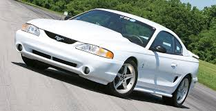 1995 Mustang Information & Specifications