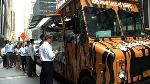 NYC Food Truck Turf Wars - YouTube