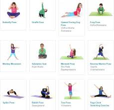 4 Benefits Of Yoga For Children NatkhatZ